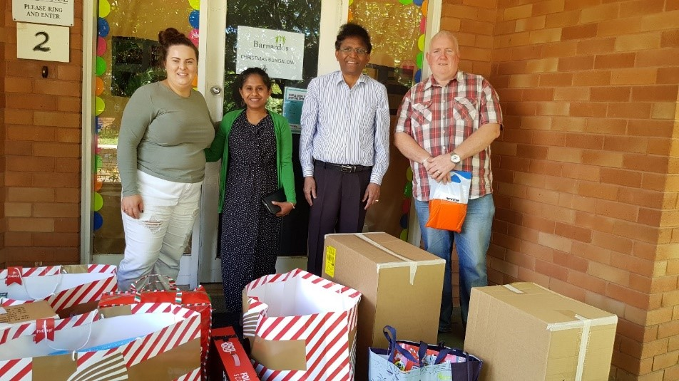 ACT Region Christmas Gift Item Donations