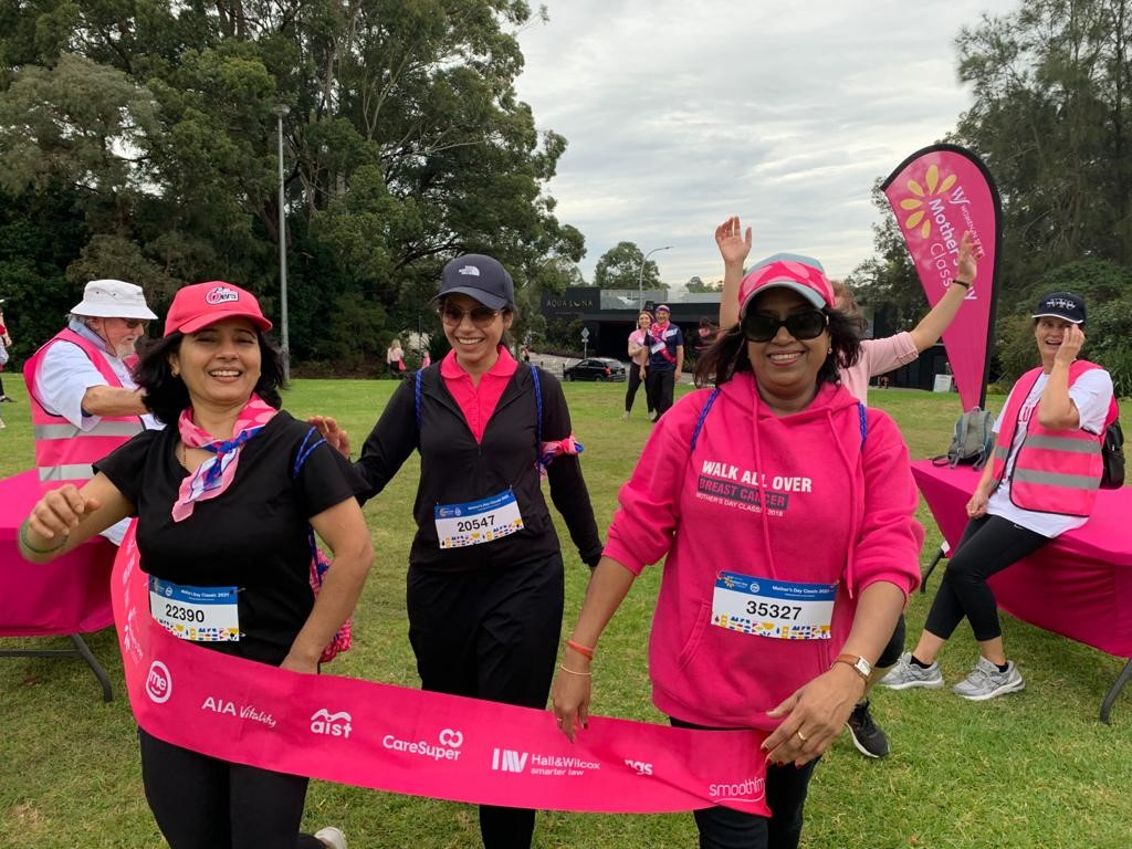 Mother's Day Classic Walk 2021