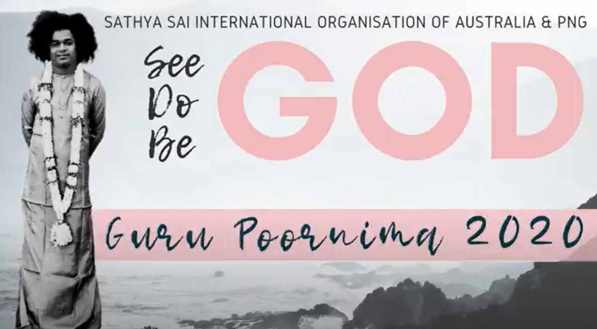 Sai Young Adults Guru Poornima Presentation