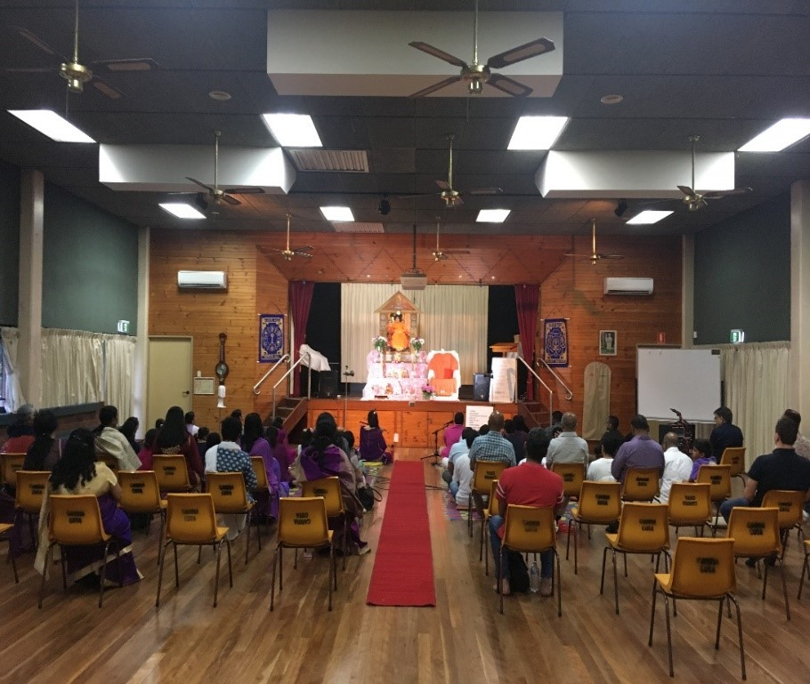Ten Day Navarathri Bhajan Celebrations in Brisbane